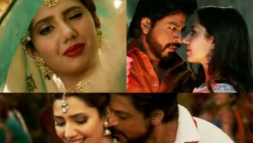 See Mahira Khan's second song Udi Udi Jaye made people fall head over heels