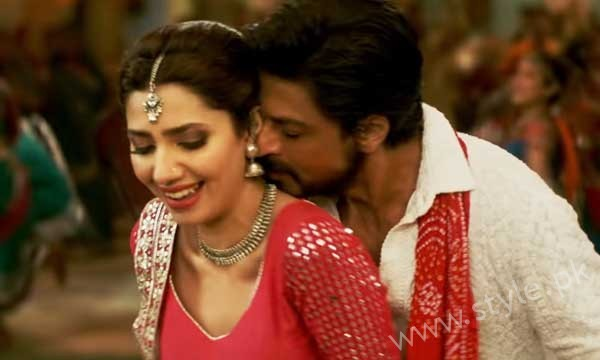 Mahira Khan's second song Udi Udi Jaye made people fall head over heels (3)