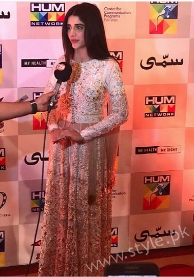 Mawra Hocane at Press Conference of Sammi (8)