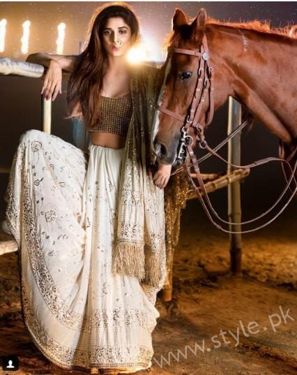 Mawra Urwa Photoshoot Ok Magazine (4)