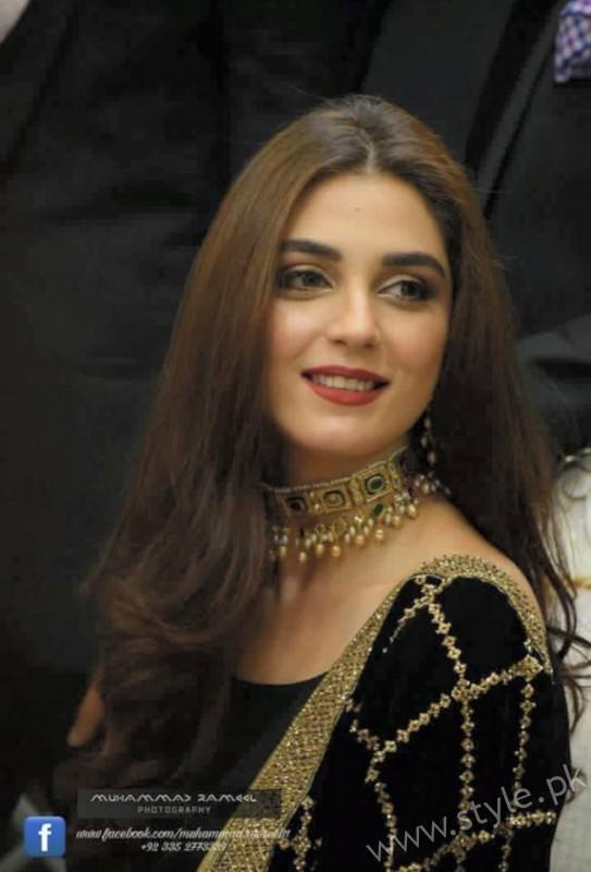 Maya Ali Aiman Muneeb Engagement (2)