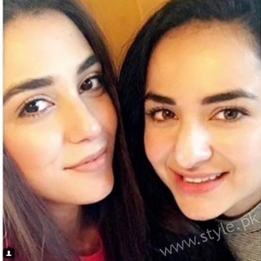 Maya Ali and Yumna Zaidi (3)