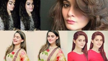 See Minal Khan's Profile, Pictures and Dramas
