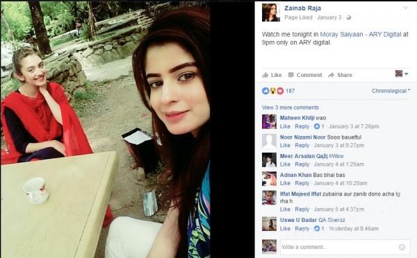 Miss Veet Pakistan 2016 Zainab Raja's Biography (2)