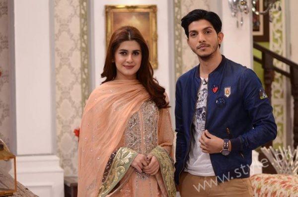 Mohsin Abbas and Kubra khan Nida Yasir Show (1)