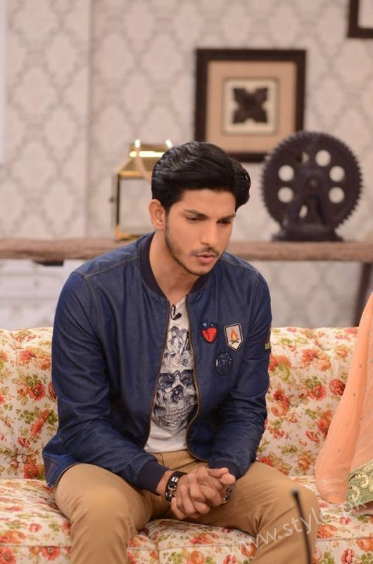 Mohsin Abbas in Nida Yasir Good Morning Pakistan Show