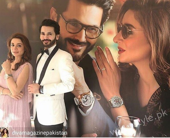 Mommy to be Sarwat Gillani gives Major Style Goals (11)