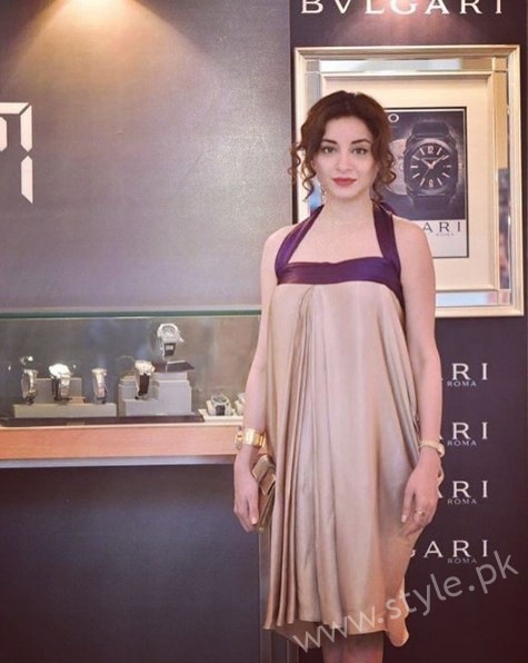 Mommy to be Sarwat Gillani gives Major Style Goals (7)