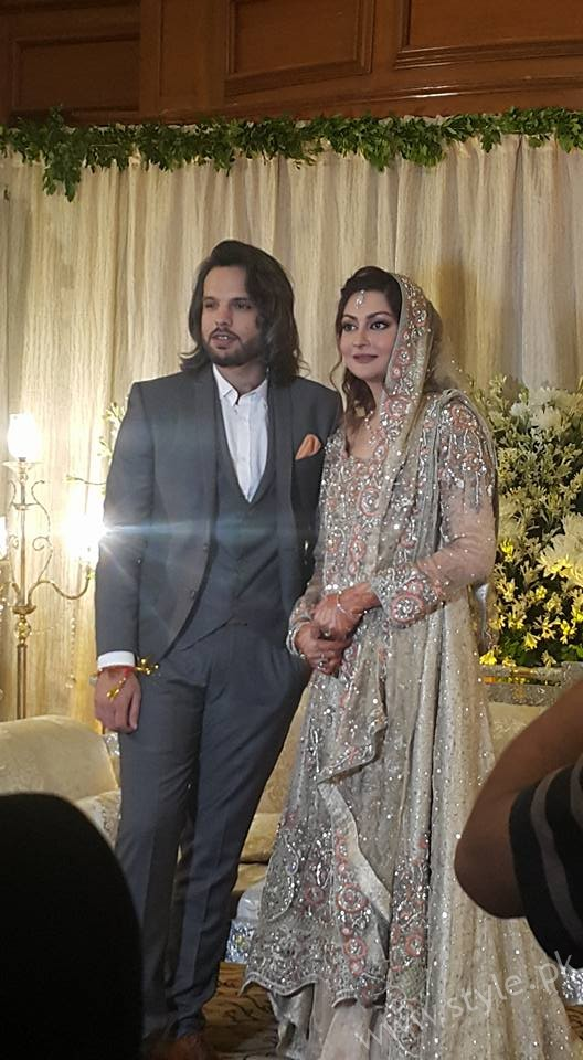 Famous pakistani celebrity wedding pictures