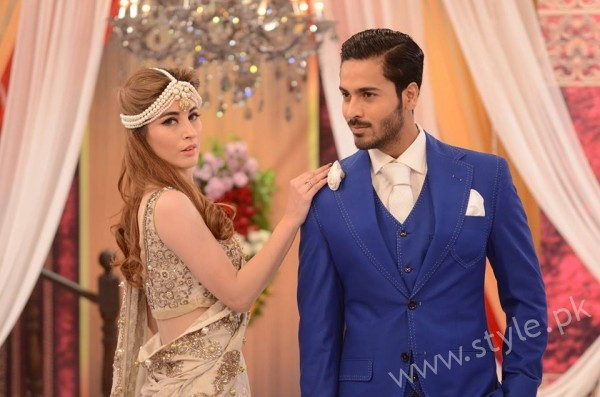 Pakistani Bride's and Groom's Fashion Trends (18)