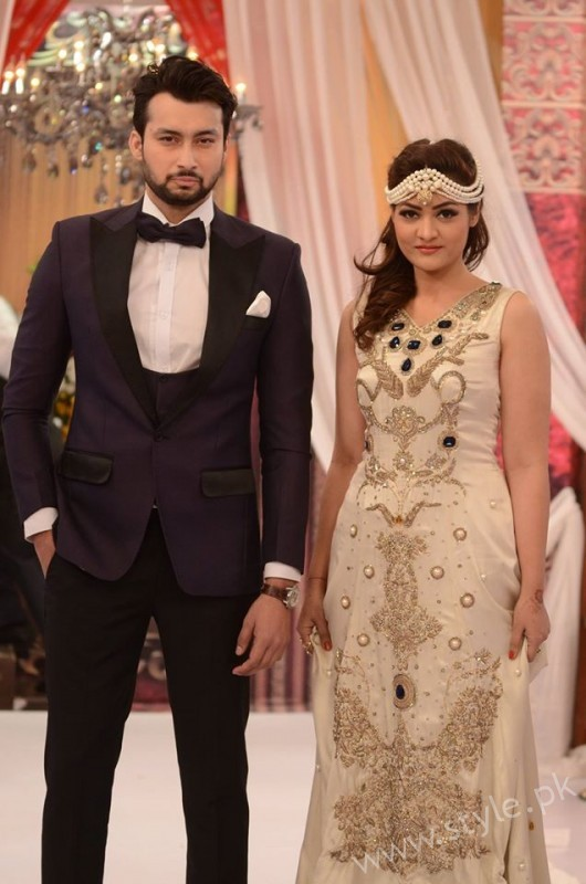 Pakistani Bride's and Groom's Fashion Trends (19)