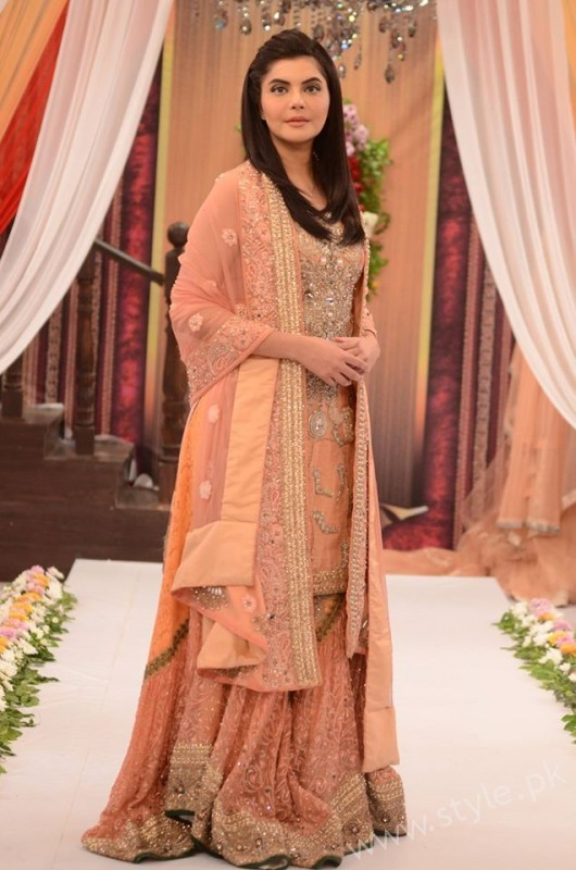 Pakistani Bride Groom Fashion Trends Displayed