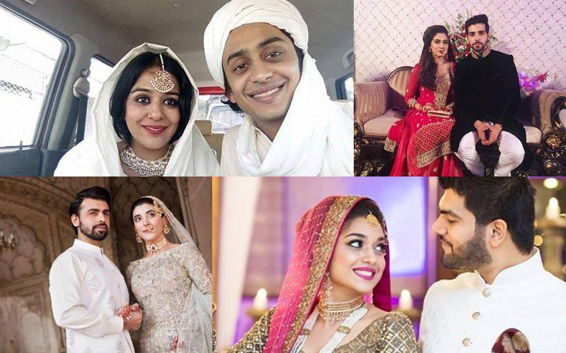 pakistani celebrities wedding pictures 3 - YouTube