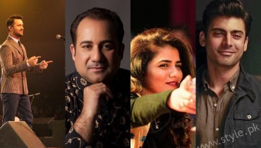 Pakistani Celebrities Nominated for Filmfare 2017