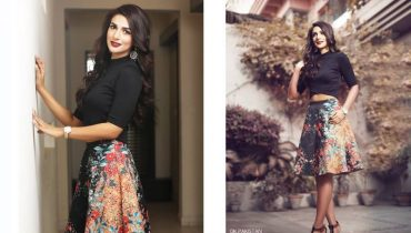 See Rabab Hashim's Latest Photoshoot