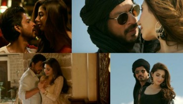 Raees Movie Shah Rukh Khan and Mahira Khan