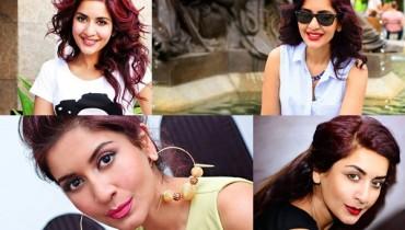 See Saman Ansari's Profile, Pictures and Dramas