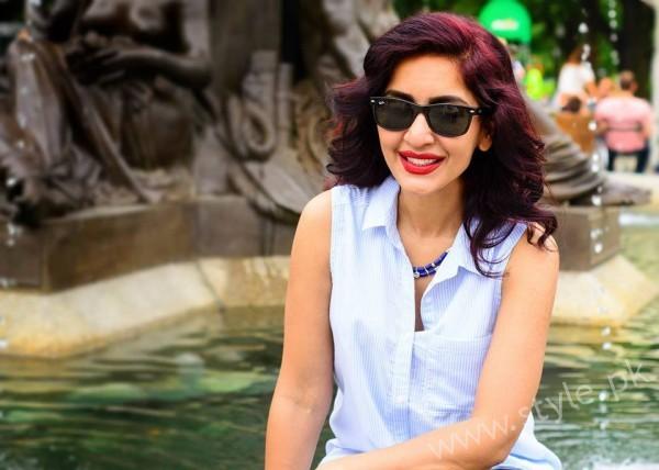 Saman Ansari's Profile, Pictures and Dramas (4)