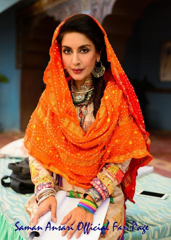 Saman Ansari's Profile, Pictures and Dramas (8)