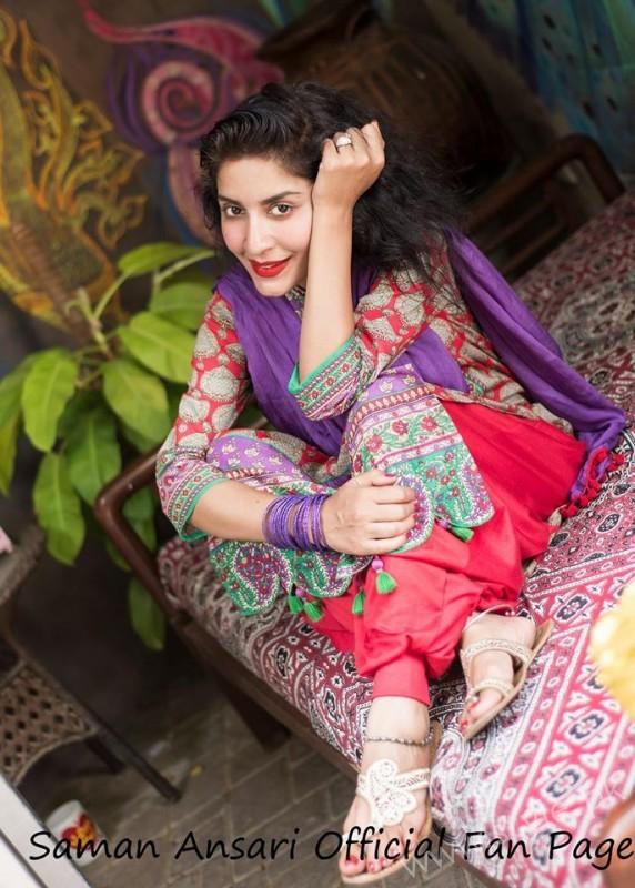 Saman Ansari's Profile, Pictures and Dramas (9)