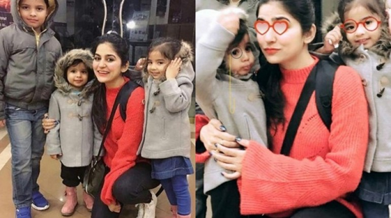 See Sanam Baloch is vacationing in Islamabad