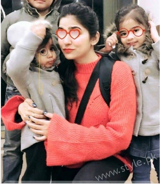 Sanam Baloch is vacationing in Islamabad (4)