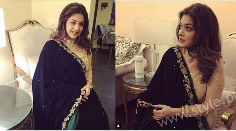 Sanam Jung Spotted After Baby