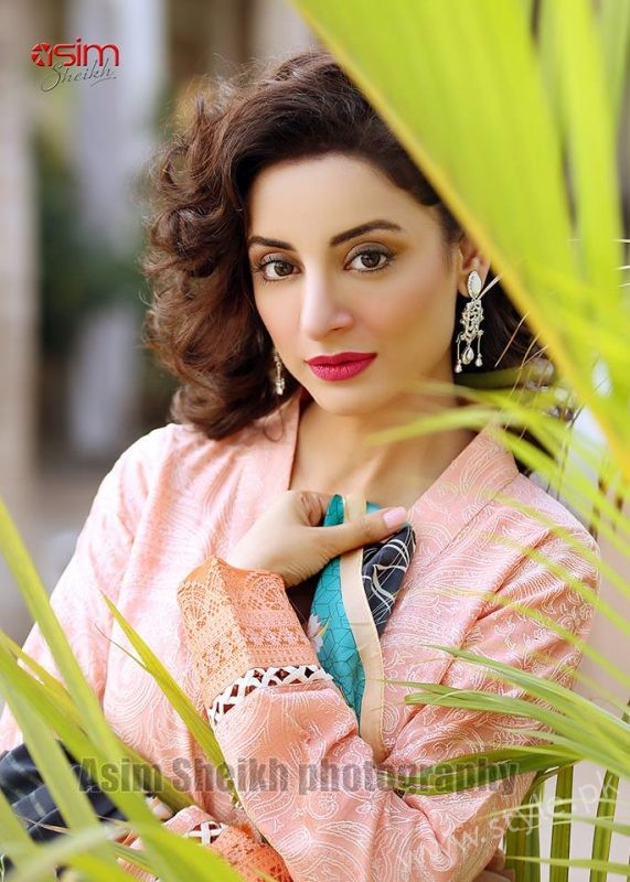 Sarwat Gilani Magazine Shoot For Sania Maskatiya