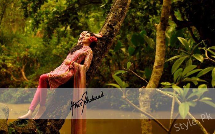 Ather Shahzad Pakistani Fashion Photographer