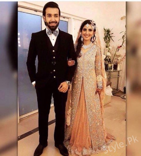 Azfar Rehman Reception Picture