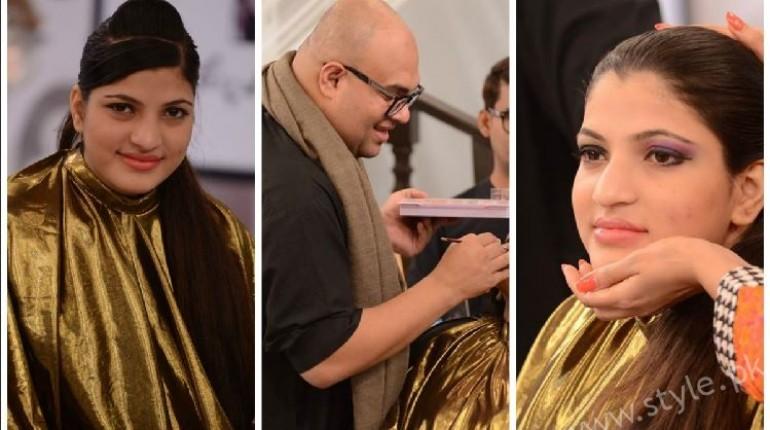 makeup tutorial by waqar hussain