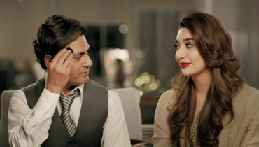 Ayesha Khan and Nawazuddin Siddiqui In Kenwood TVC