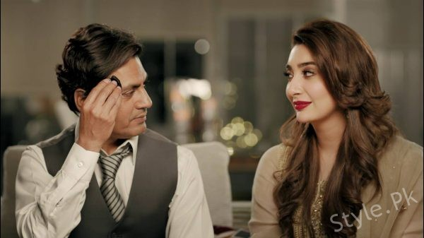 Ayesha Khan and Nawazuddin Siddiqui In Kenwood TVC