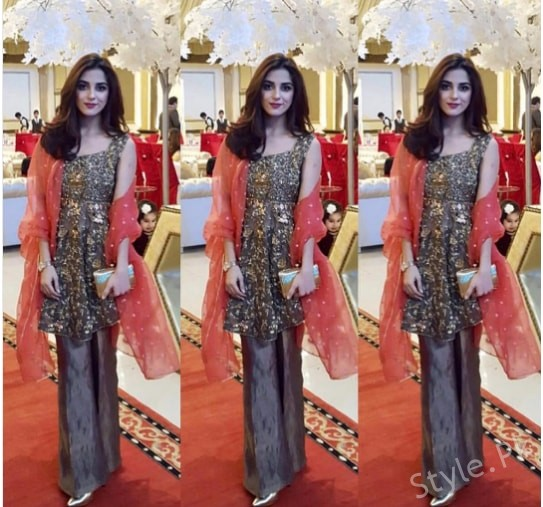 See Maya Ali at her Friend's Wedding