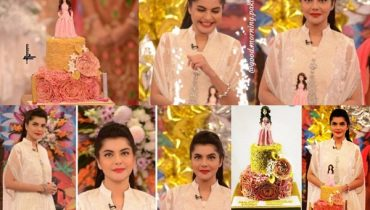 See Nida Yasir's 43rd Birthday Celebrations Pictures