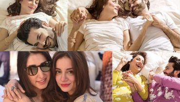 See Parents to be Sarwat Gillani and Fahad Mirza Latest Pictures