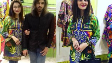 See Recent Pictures of Nouman Javaid and Jana Malik at Rang Ja