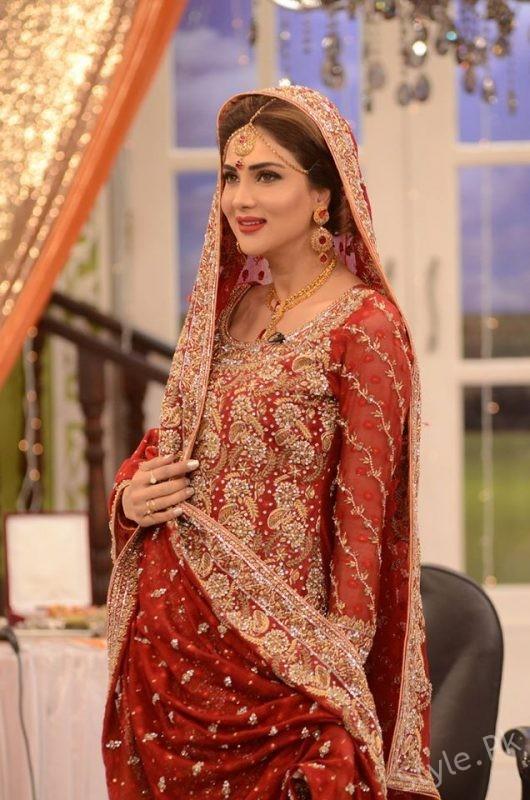 Wedding Dresses Pakistani 99 Nice Fiza Ali in Wedding