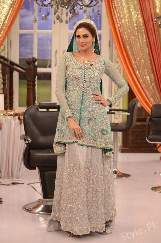 Wedding Dresses Pakistani 74 Fabulous Fiza Ali in Walima