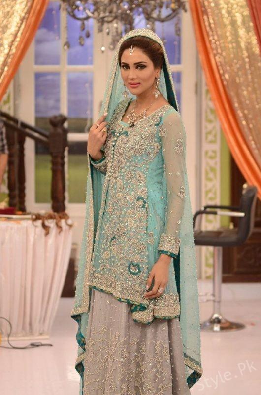 Wedding Dresses Pakistani 86 Best Fiza Ali in Walima