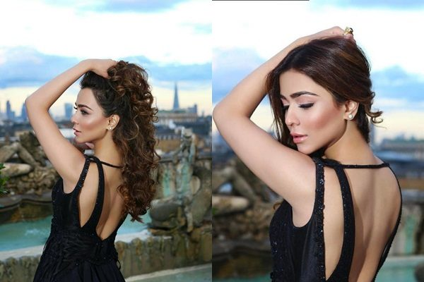 See Humaima Malick's Recent Bold Photoshoot in London