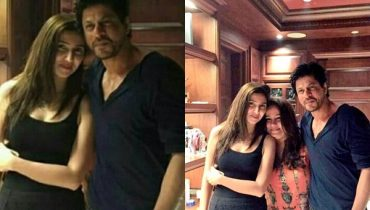 See Mahira Khan and Shahrukh Khan Unseen Pictures