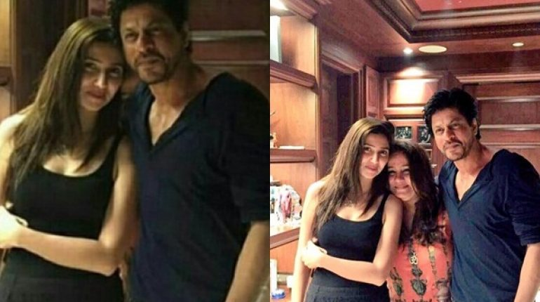 See Mahira Khan and Shahrukh Khan Unseen Pictures