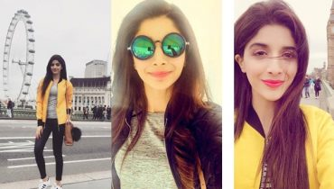 See Mawra Hocane's Pictures from London Tour - Mawra Hocane in London
