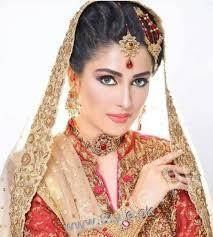 Ayeza Khan Looking Gorgeous In New Bridal Shoot