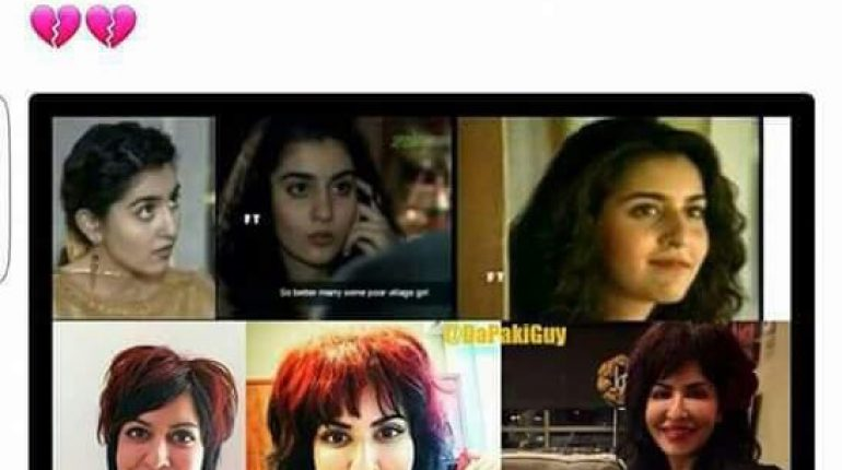 See Pictures of Actress Shahnaz Khawaja from Alpha Bravo Charlie have taken the internet by Storm