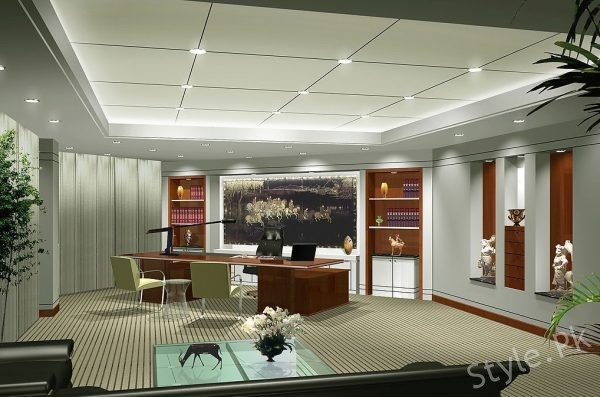 Office decoration trends forecast 2017 for Office interior design themes