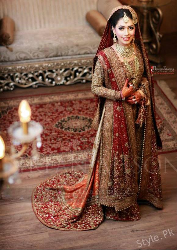 bridal photoshoot trends 2017 stylepk