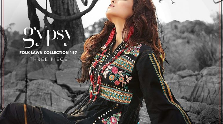 d492e25691 Gul Ahmed Gypsy Eid Collection - Style.Pk
