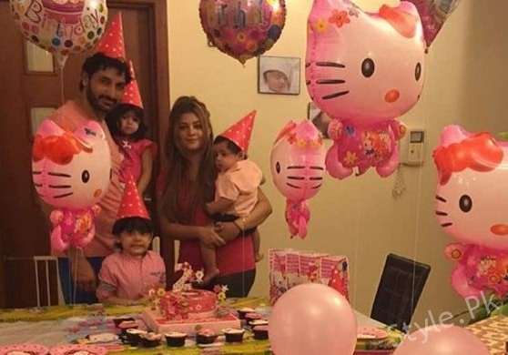 Syed Jibran's daughter's Birthday Celebrations - Style Pk